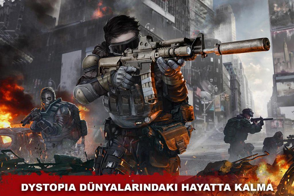 dead warfare