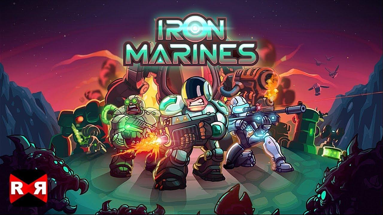 Iron Marines İndir