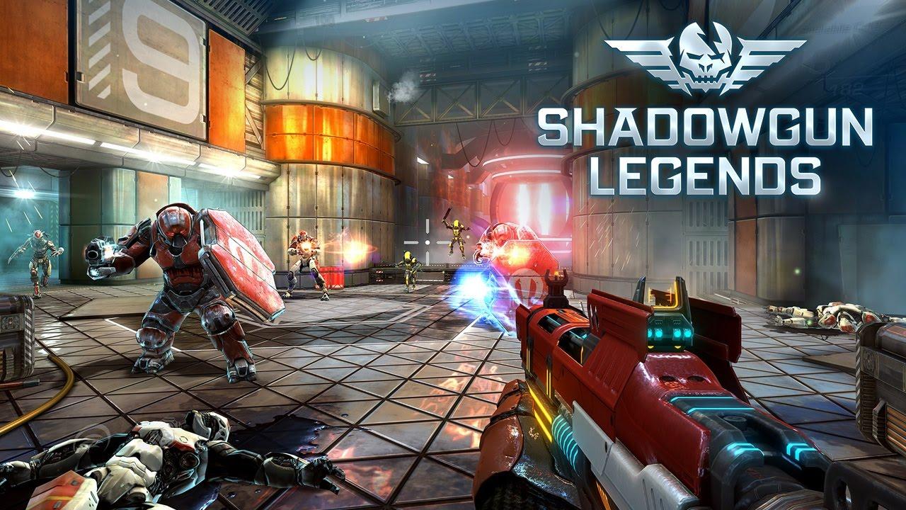Shadowgun Legends İndir