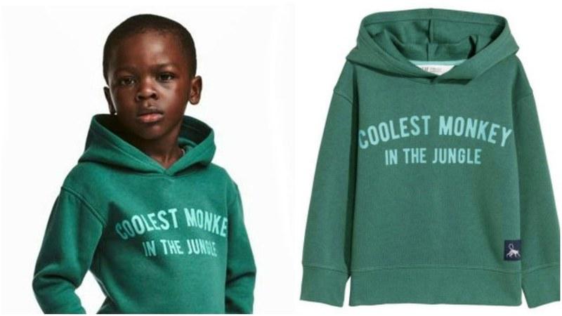 H&M ırkçı reklam kampanyası