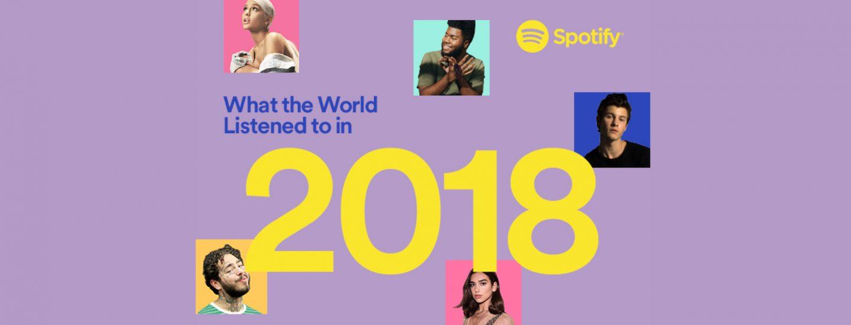 spotify 2018 verileri