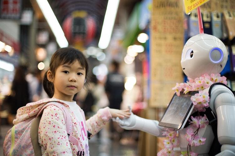 online alışveriş alışkanlıkları ve robot teknolojisi