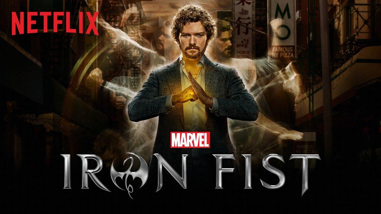 iron fist konusu