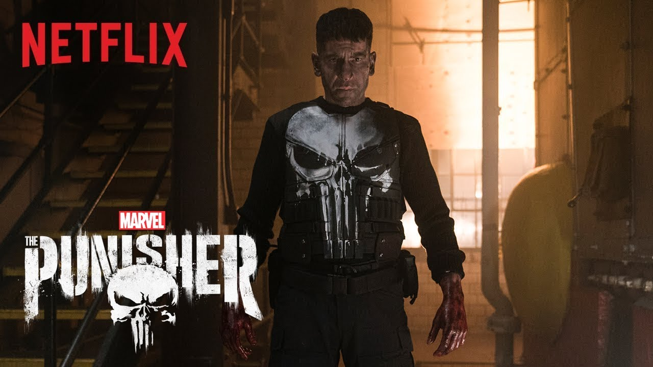 the punisher konusu