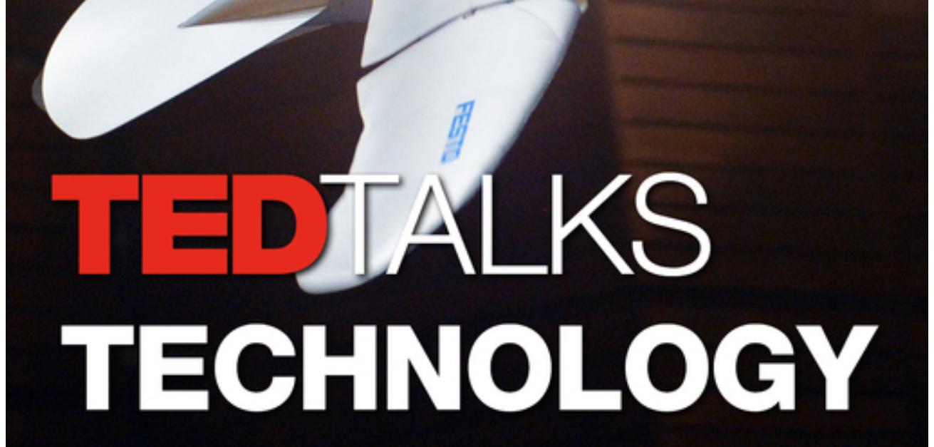 tedtalks technology podcast