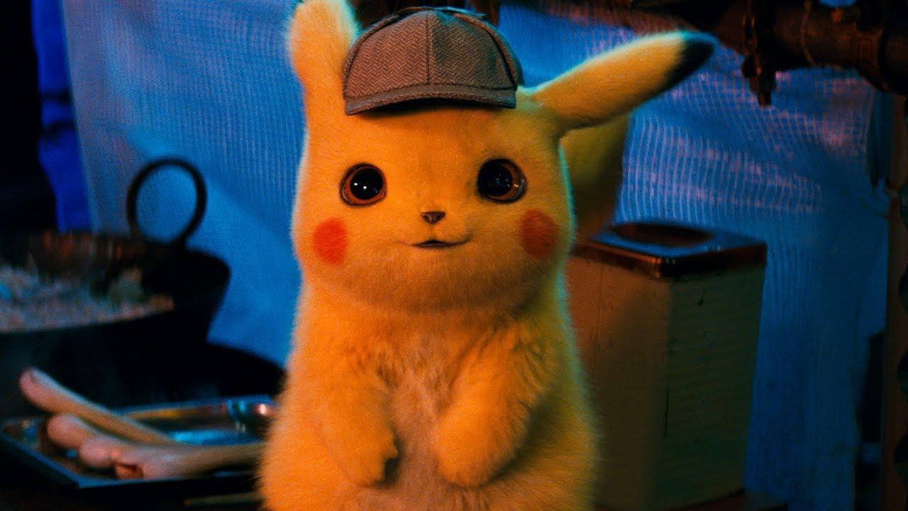 Pokemon Detective Pikachu (Pokemon Dedektif Pikachu) vizyon tarihi