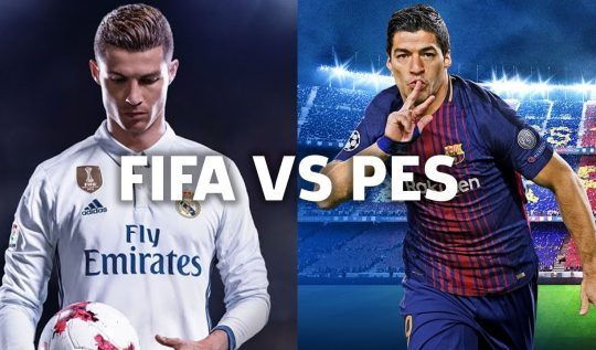 PES vs. FIFA