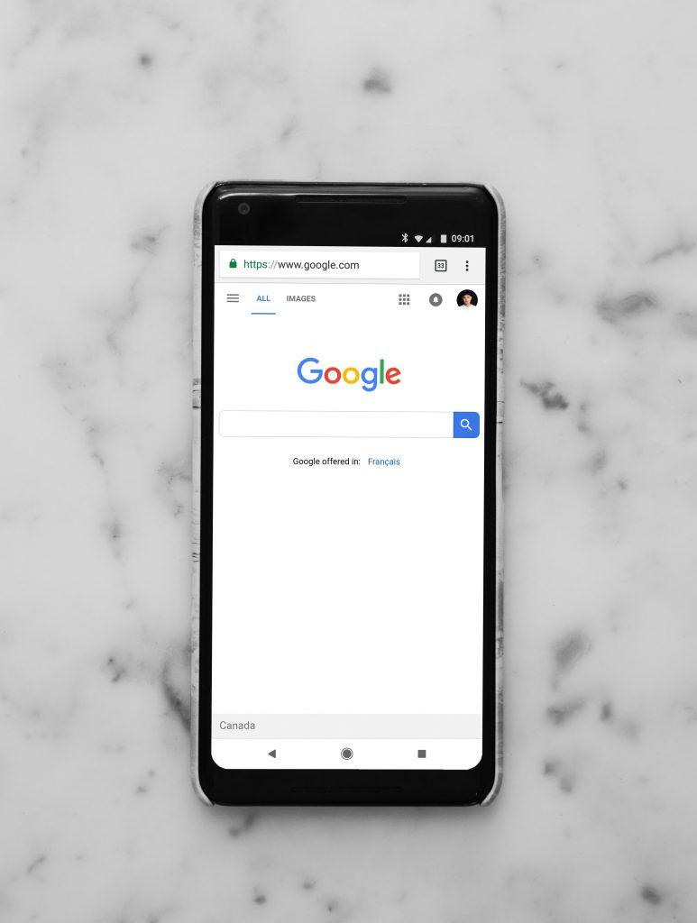 google içerik