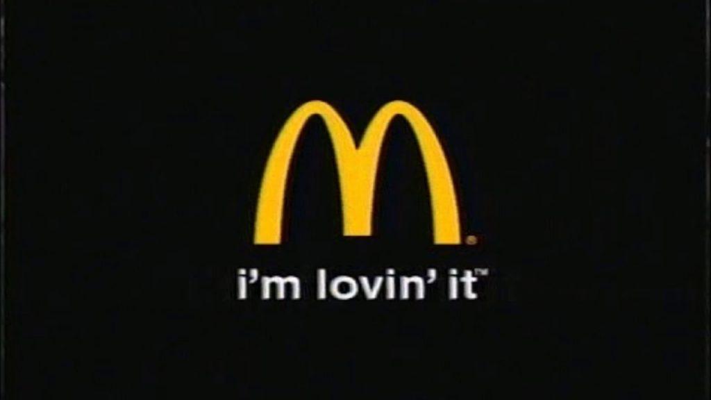 McDonald's ilk reklam kampanyası