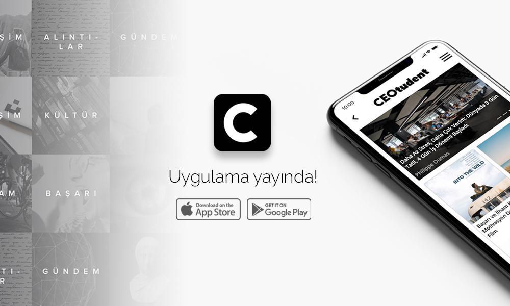 ceotudent-mobil-uygulama