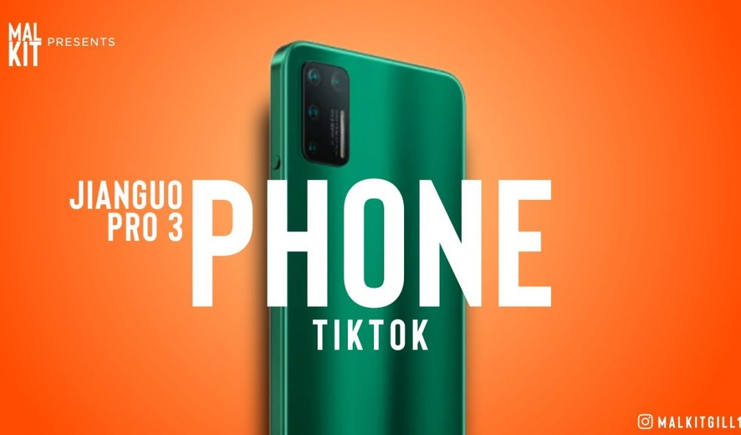 TikTok'un İlk Telefonu