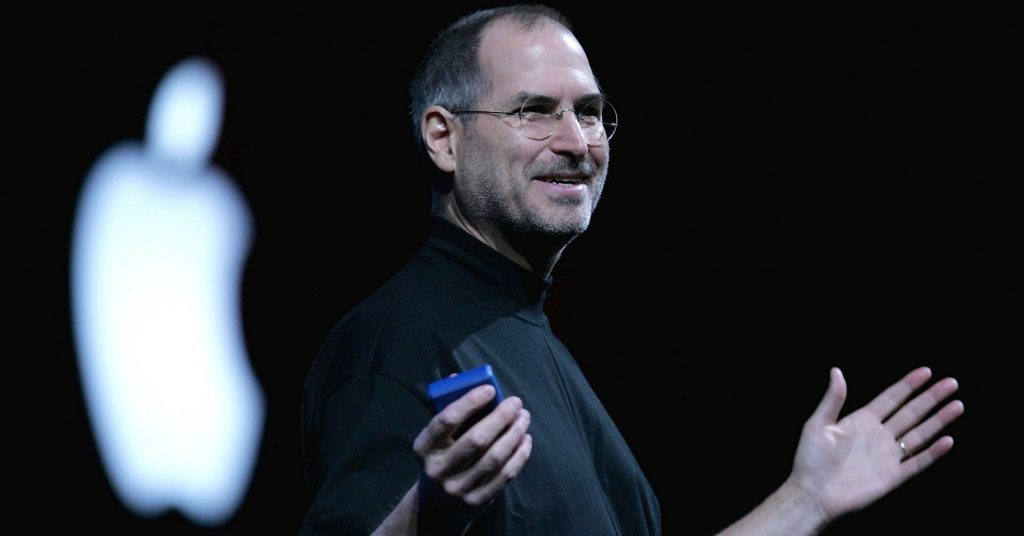 Apple'ın Eski CEO'su Steve Jobs