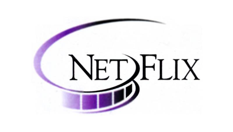 Netflix'in ilk logosu