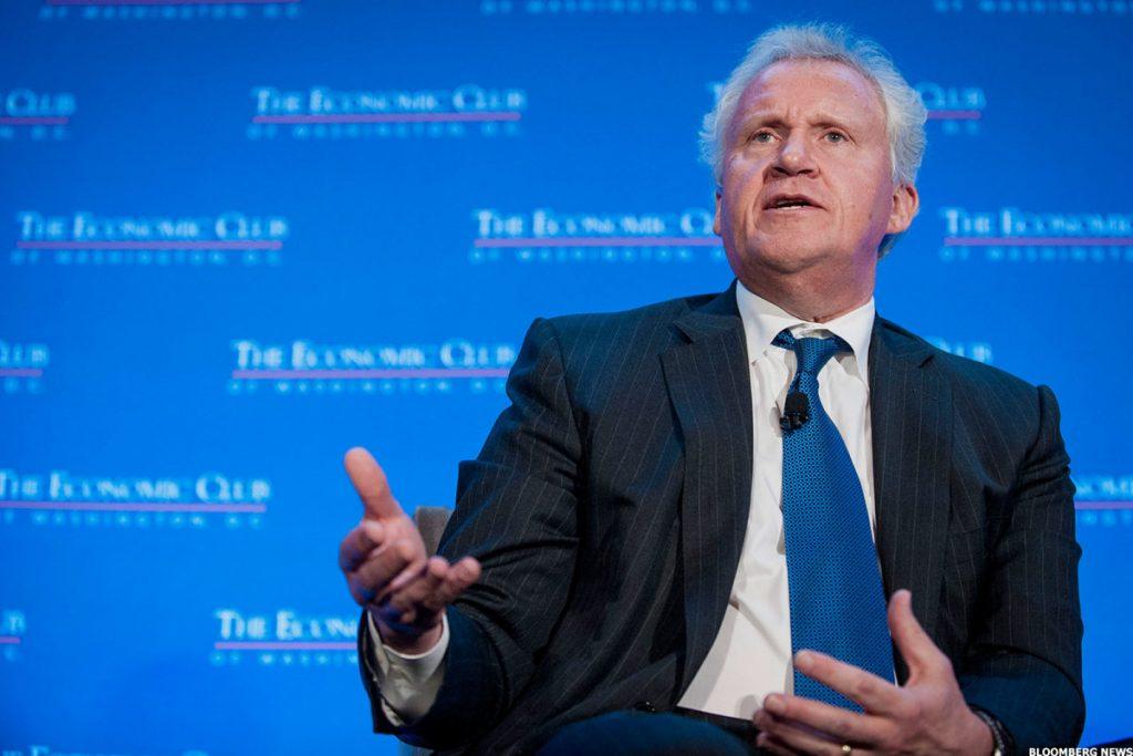 General Electric'in Eski CEO'su Jeff Immelt