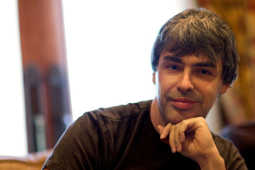 Google'ın Kurucusu Larry Page
