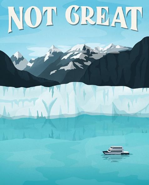 Glacier Bay National Park and Preserve - subpar parks