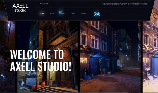 Yerli Oyun Şirketi Axell Studio