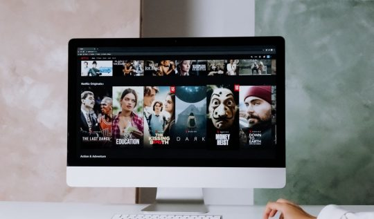 Netflix İzleme Geçmişi