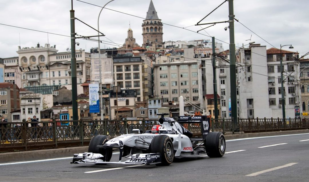 Formula 1 2020 Türkiye GP