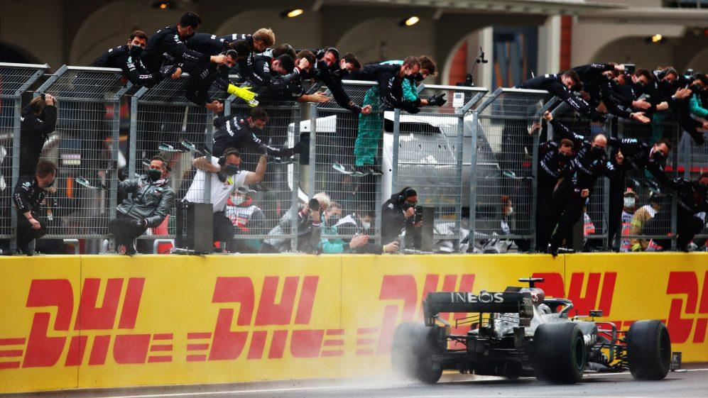 Formula 1 2020 Türkiye
