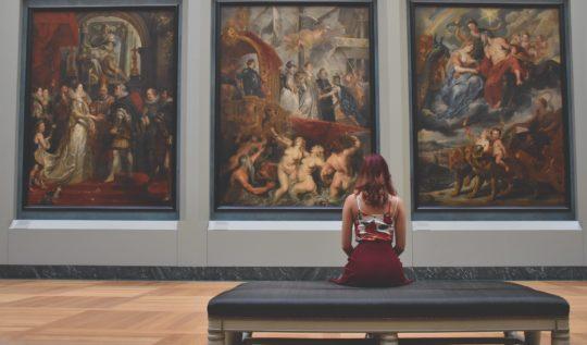 Dünya Çapında Sanat