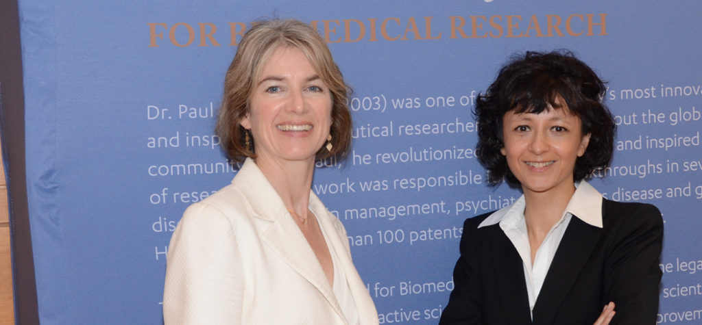 İlklere İmza Atanlar - Emmanuelle Charpentier ve Jennifer A. Doudna