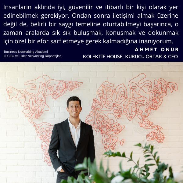 Ahmet Onur - Kolektif House