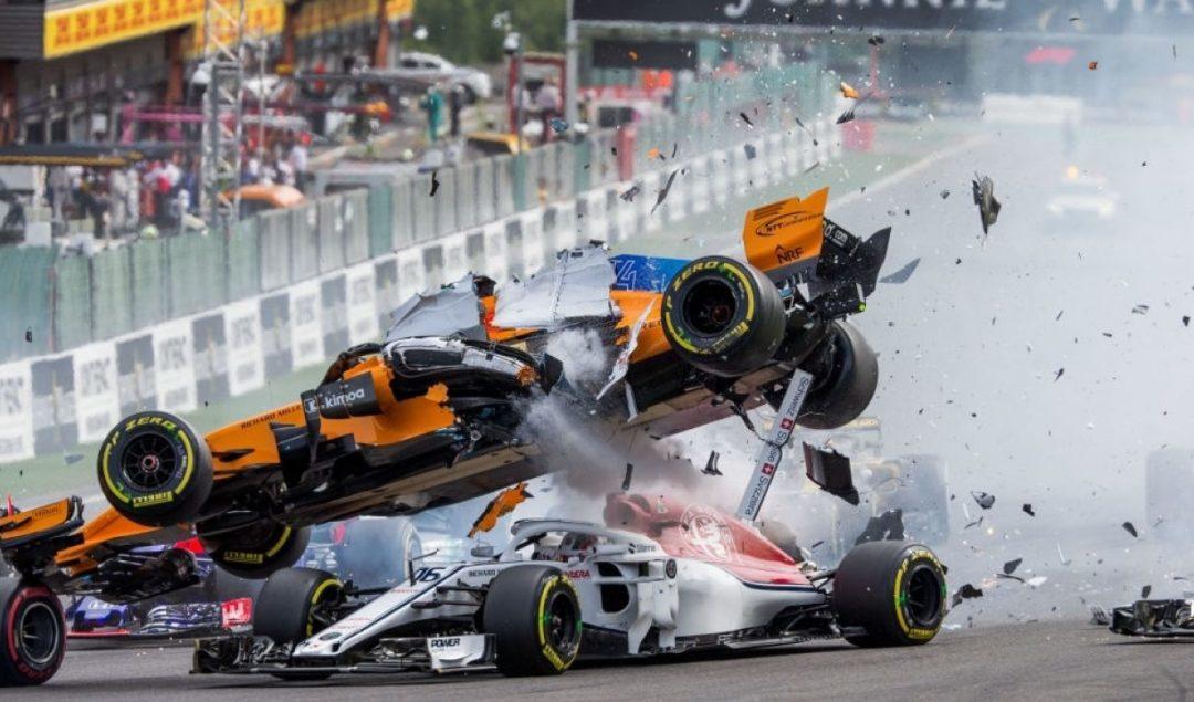 Tarihe Geçen Formula 1 Kazaları