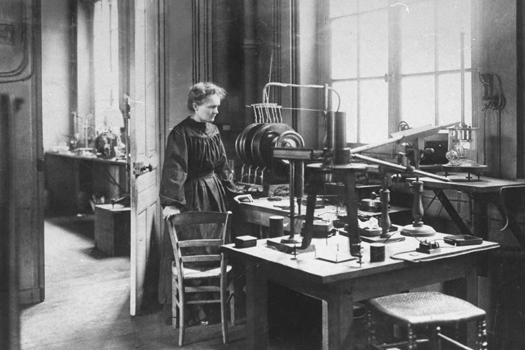 İlklere İmza Atanlar - Marie Curie