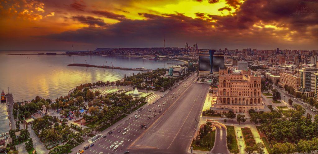 Azerbaycan - Kimlik Kartınız ile Seyahat Edebileceğiniz Ülkeler
