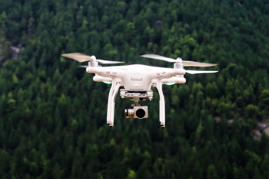 samsung-drone-ile-teslimat-yapmaya-basladi