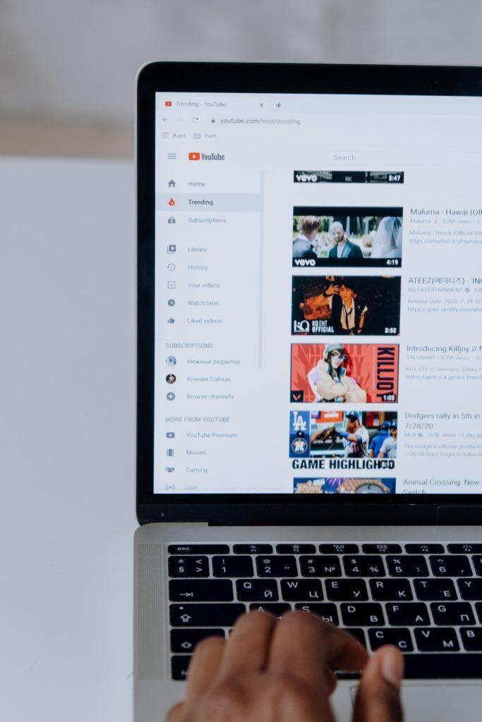 Türkiye'nin En Çok İzlenen YouTube  Kanalları